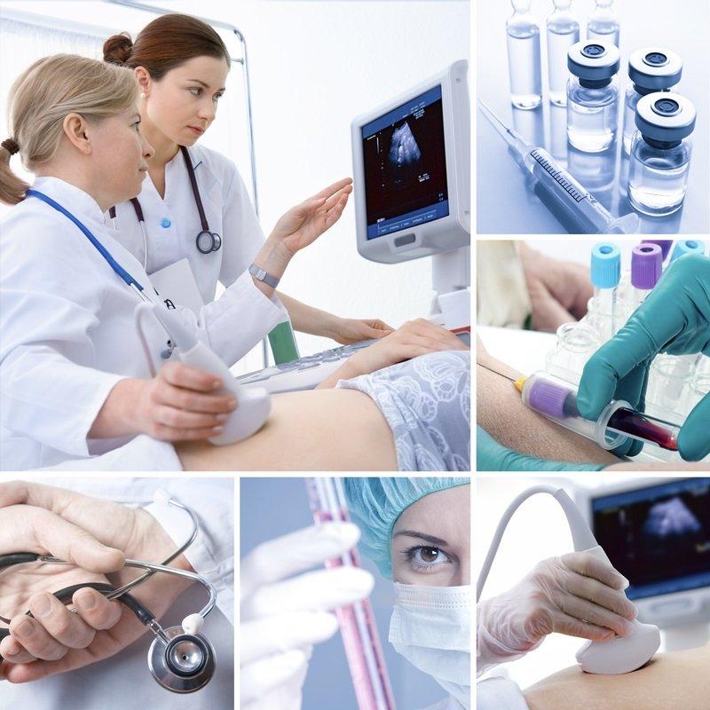 Обследование беременной женщины