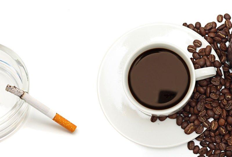 Кофе и вредные привычки под запретом!