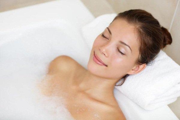 Принимать ванную при беременности
