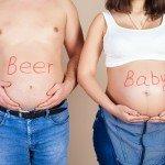 Пиво во время беременности