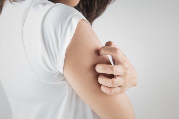 Чешется кожа на теле при беременности