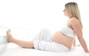 онемения частей тела у будущих мам