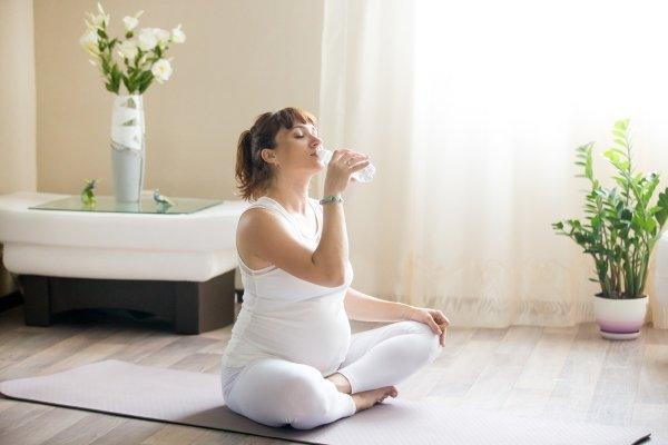 Физкультура при беременности