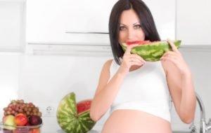 Арбуз при беременности