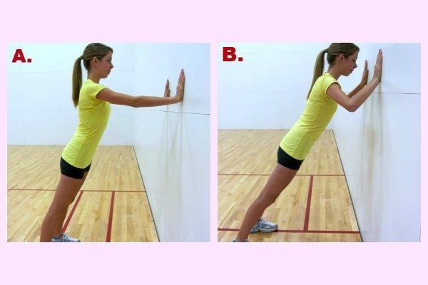 Упражнение для беременных 2