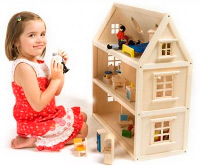 Деревянные игрушки – замечательная альтернатива пластиковым аналогам
