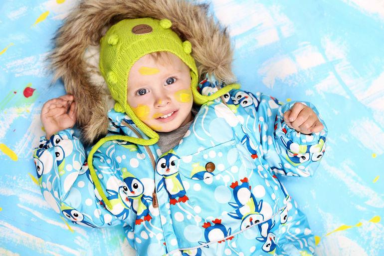 Верхняя одежда для детей – только лучшие наряды для холодного сезона