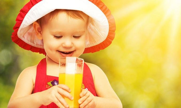 Пища, вредная для зубов ребенка