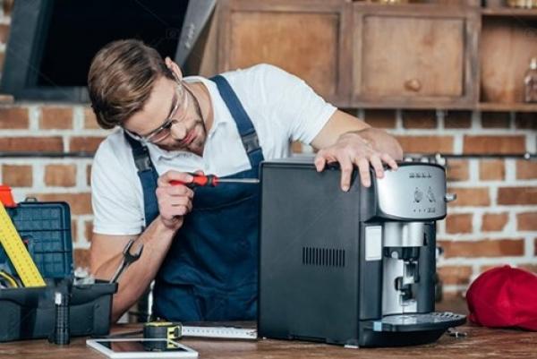 Ремонт кофемашины — квалифицированная работа