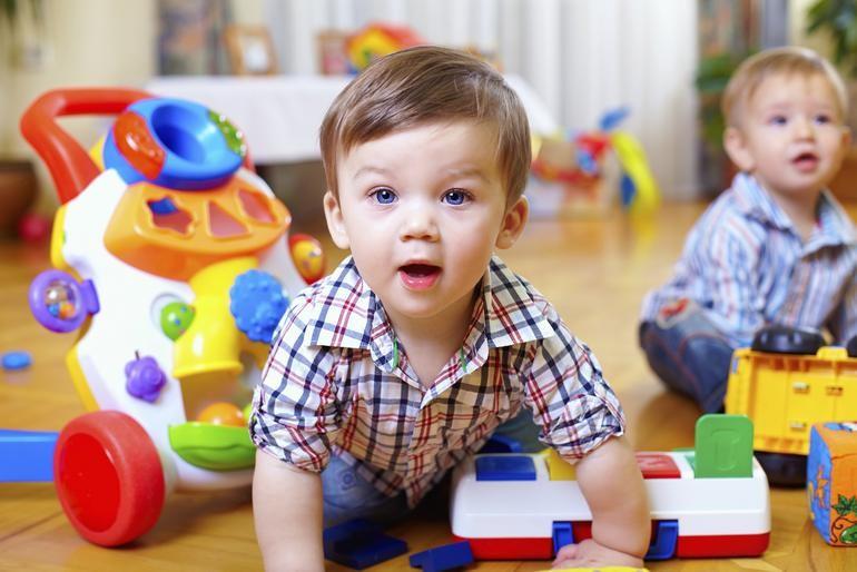 Какие игрушки нужны ребенку в 1 12 месяцев
