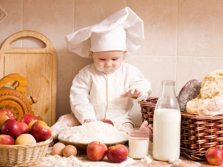 Научим своих детей самостоятельности