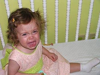 Когда ребенок испытывает страх?