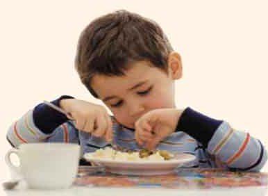 Питание детей и подростков и его особенности