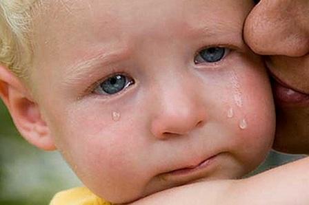 Ребенок плачет, а Вы знаете что делать?