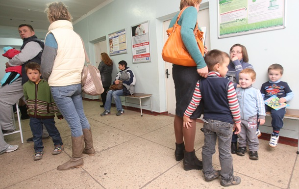 Из за эпидемии гриппа в Киеве закрылось много школ