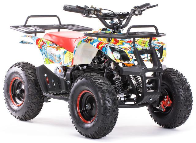 Квадроцикл MOTAX ATV COMANDER – лучшее средство для езды по бездорожью