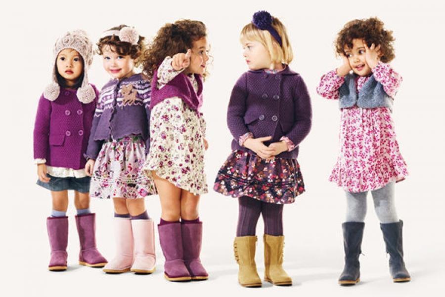 Большой выбор качественной детской одежды