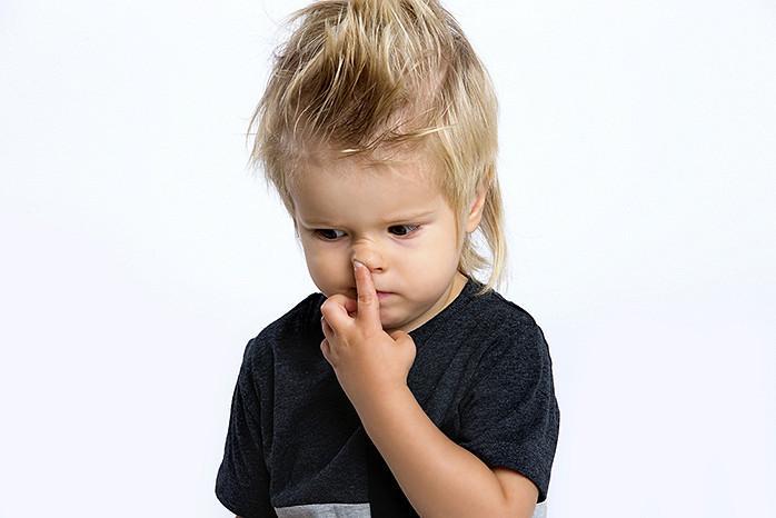 Смещенная носовая перегородка у детей