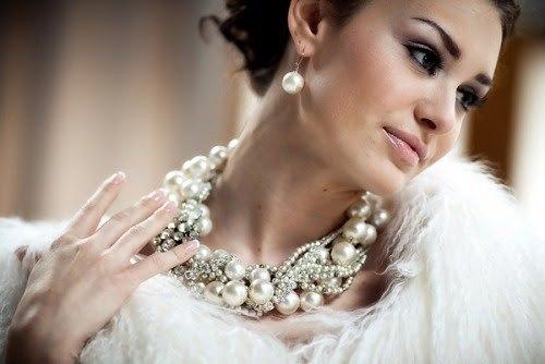 Как выбрать и носить жемчужные украшения