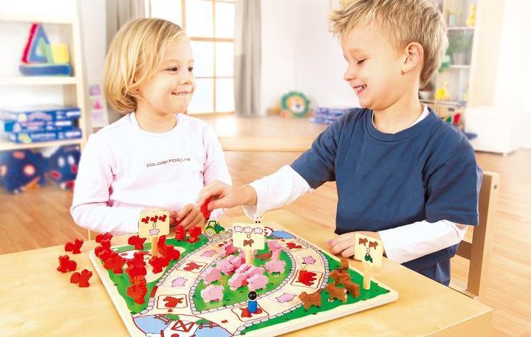 Настольные игры – несомненная польза для развития ребенка