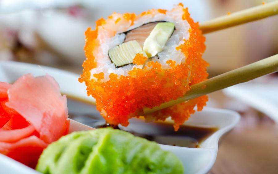 Множество причин заказать суши на дом или в офис