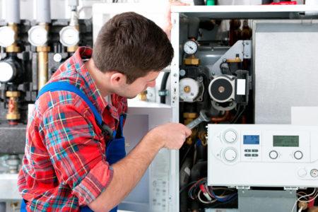 Обслуживание газового оборудования мастерами