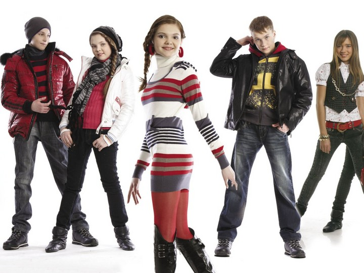 Выбор одежды для подростка