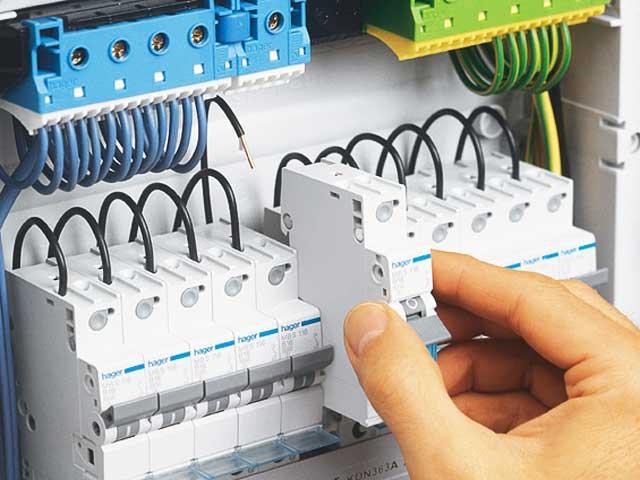 Принцип работы автомат выключателей