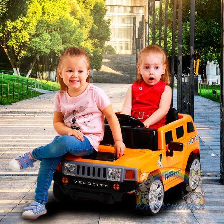 Электромобиль – лучший подарок для ребенка