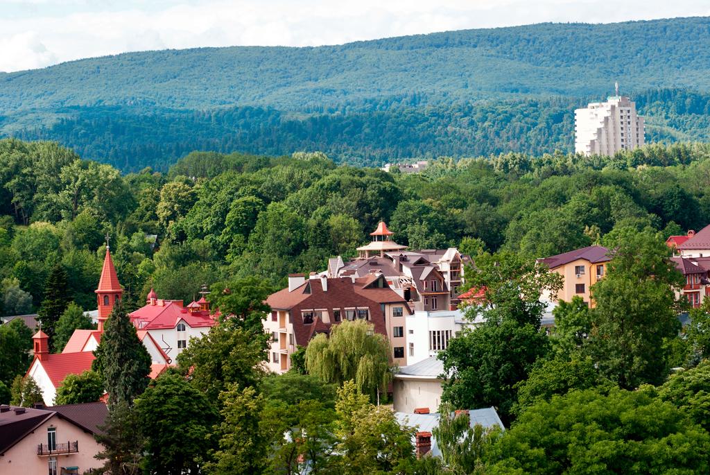 Отдых в Трускавце – оздоровление и масса приятных впечатлений