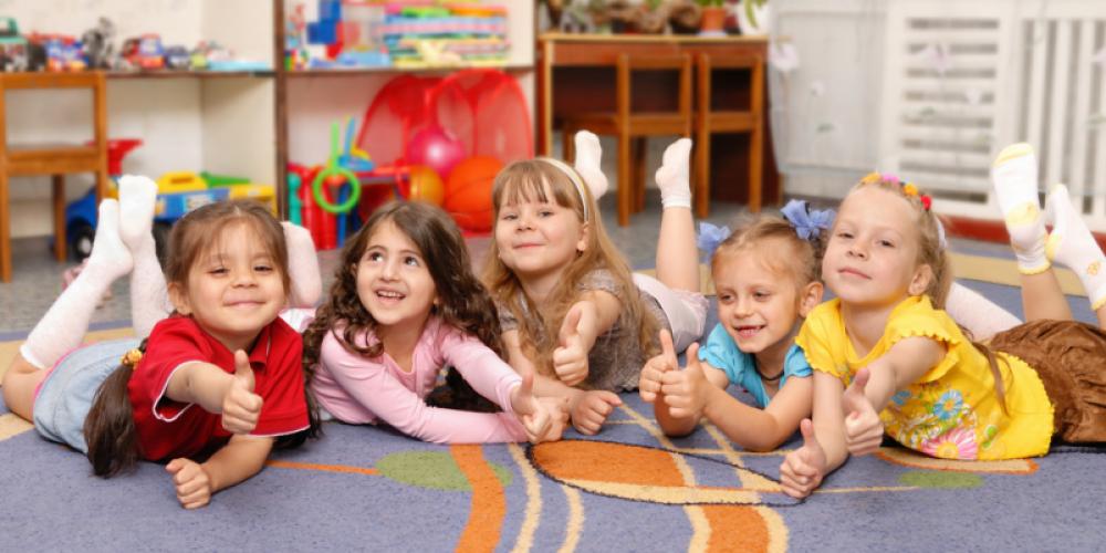 Главные преимущества частных детских садов