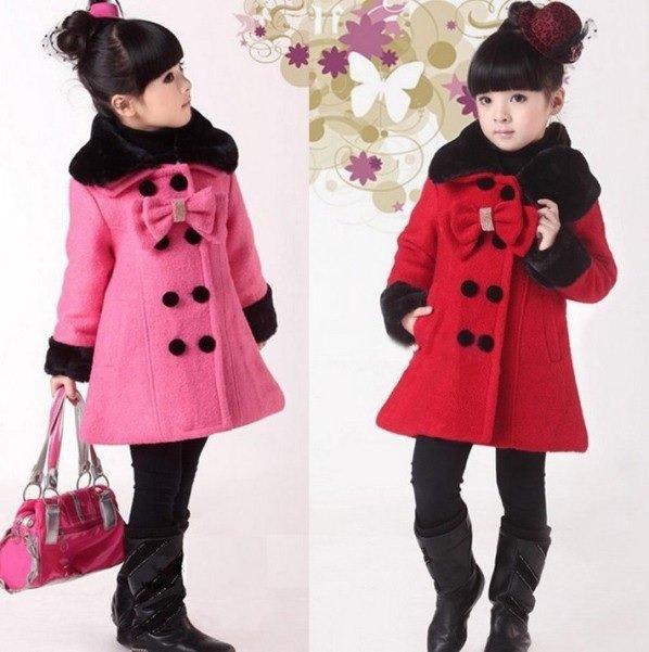 Пальто для девочки или как выбрать верхнюю одежду для юной модницы