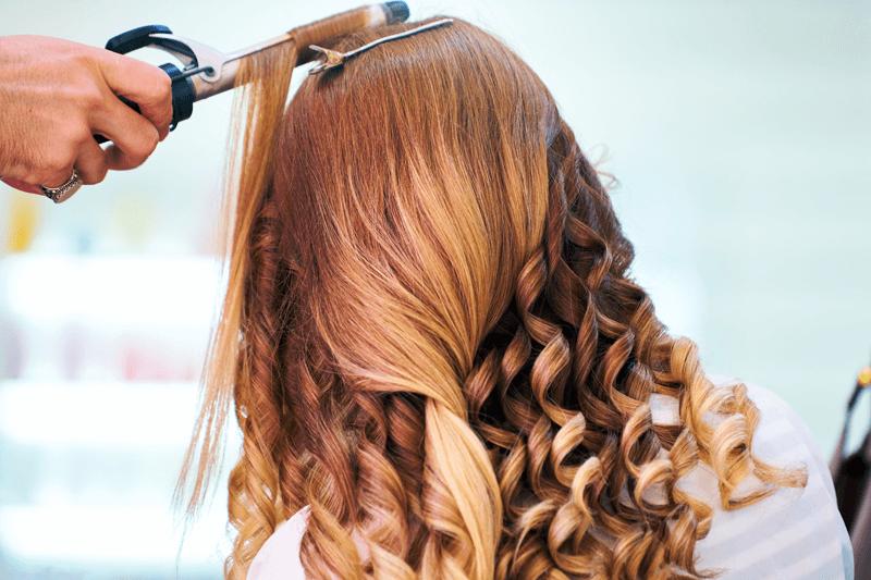 Открытие парикмахерской «Красота и точка»