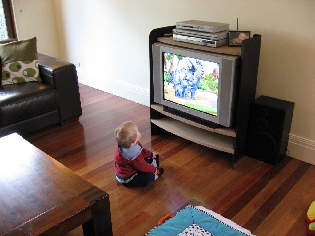 Воздействие рекламы на детей