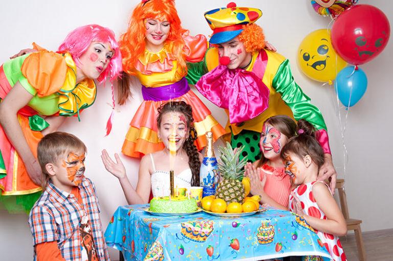 Выбираем профессиональных аниматоров на день рождения ребенку
