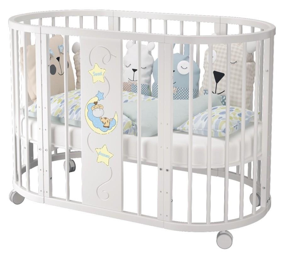 Критерии выбора детской кроватки