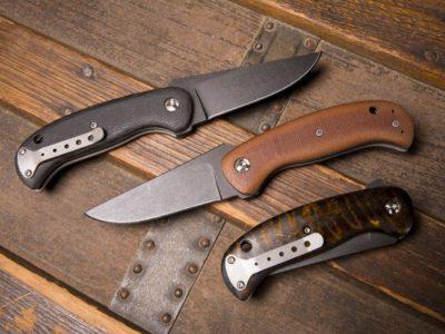 Как выбрать нож складной?