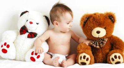 Как выбрать мягкие игрушки для детей